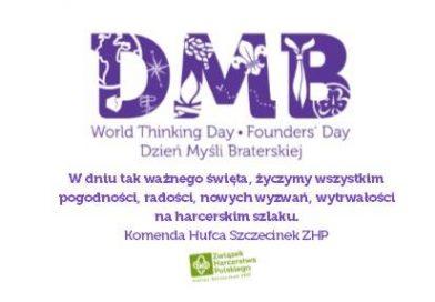 Życzenia z okazji DMB 2017