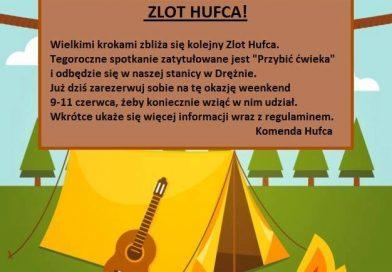 """Regulamin Zlotu Hufca Szczecinek ZHP """"Przybić Ćwieka"""""""