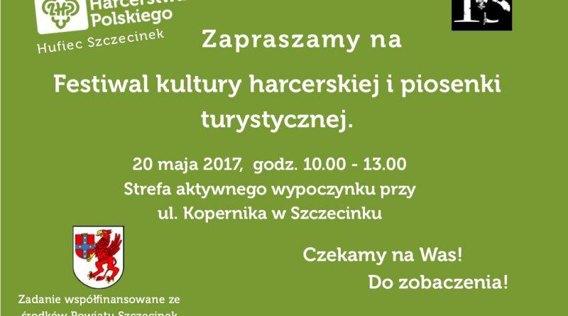 Festiwal kultury harcerskiej i piosenki turystycznej 2017
