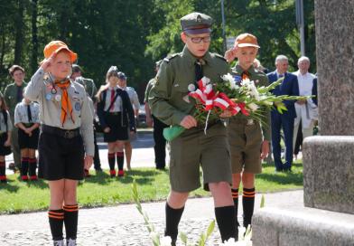 Obchody Święta Wojska Polskiego w Szczecinku