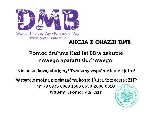 Akcja na DMB