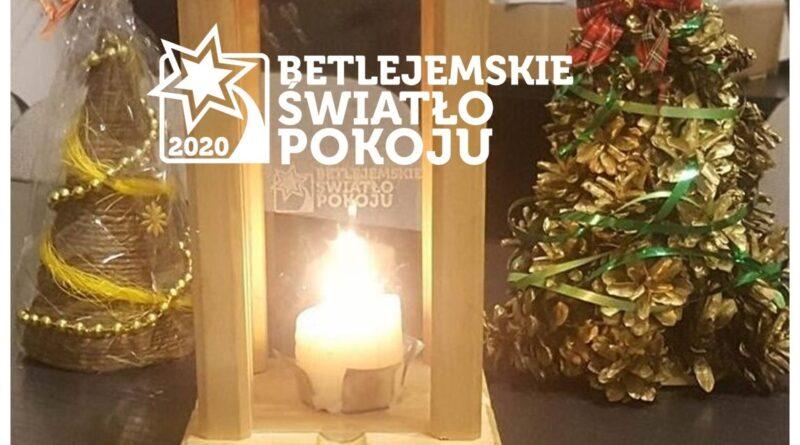Betlejemskie Światło Pokoju 2020